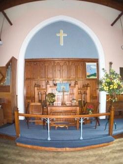 Church Pulpit