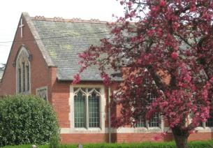 Church in Summer
